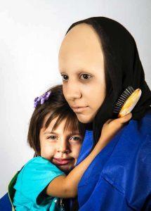 محمد مهیمنی نفر اول بخش سلامت و مادر و کودک
